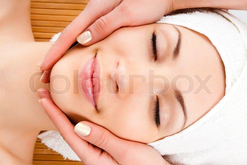 gratis massage ansigtsmassage