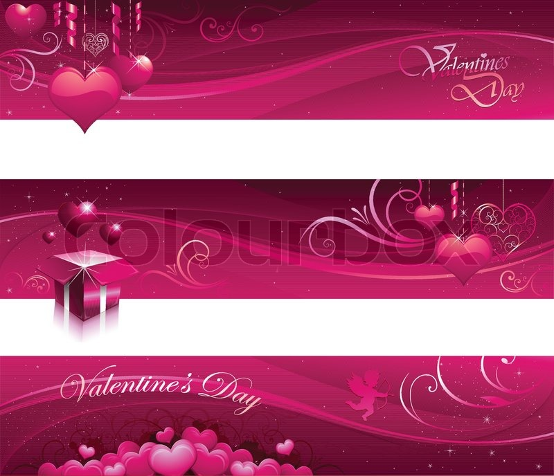 Cute Valentines Day Banners Pictures Inspiration - Valentine Ideas ...