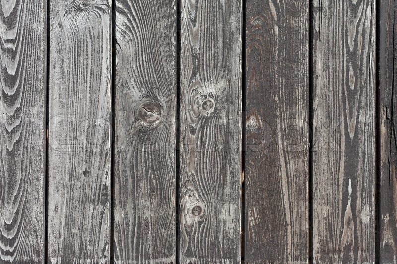 The Dark Wood Texture With Natural Patterns Stock Photo