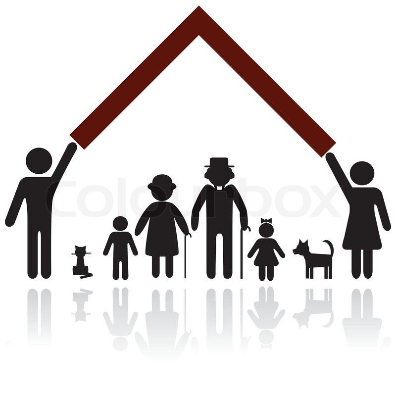 symbole familie