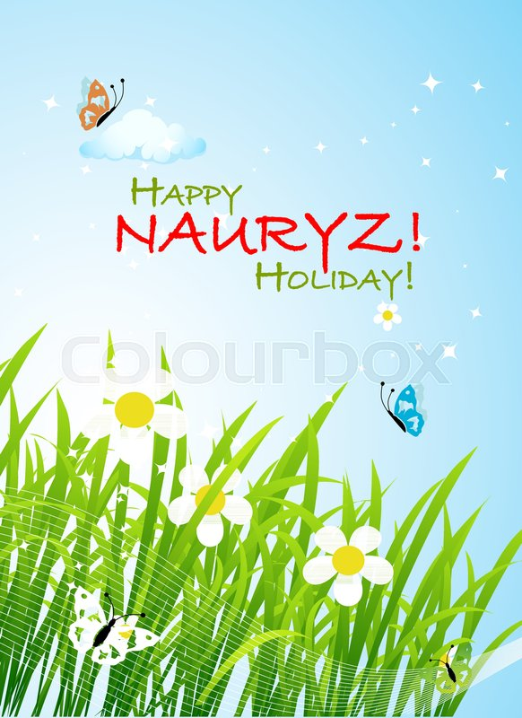 Nowruz holiday greeting card for your design vector illustration nowruz holiday greeting card for your design vector illustration stock vector colourbox m4hsunfo