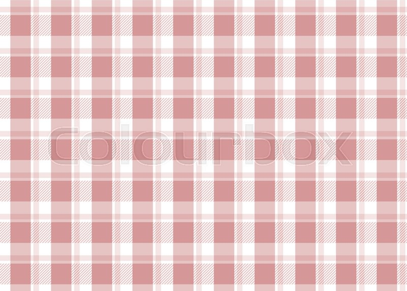 Red Checkered Tablecloth. Red Gingham Seamless Pattern. Texture From  Squares For Plaid, Tablecloths And Other Textile Products.