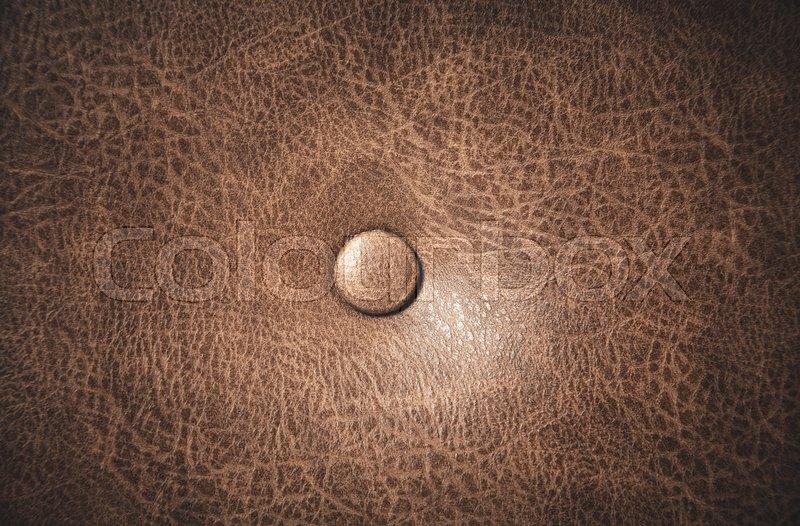 Dark Brown Leather Sofa Texture Stock Image Colourbox