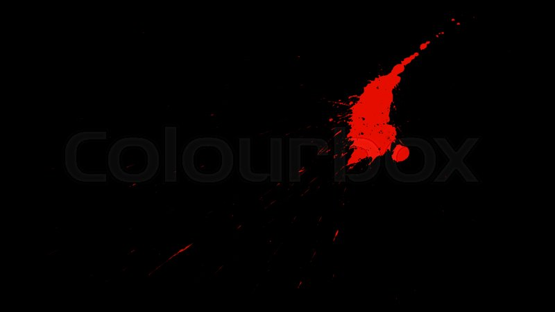 Blood Splatter Background Stock Image And Royalty Free: Blood