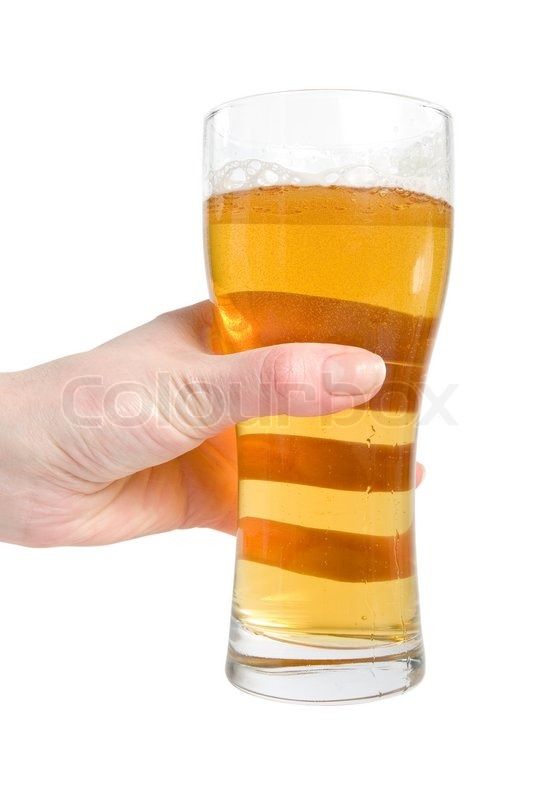 how to hold a glass aom