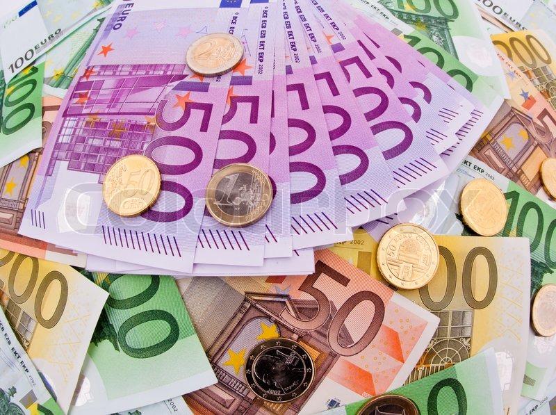 Euro Verdienen