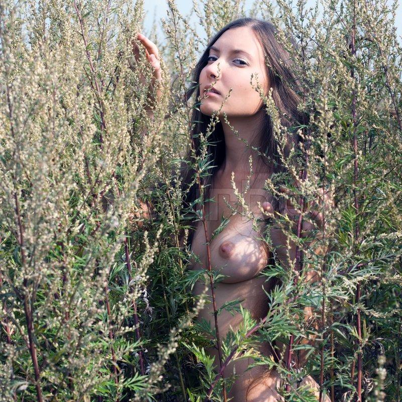 deer woman breast