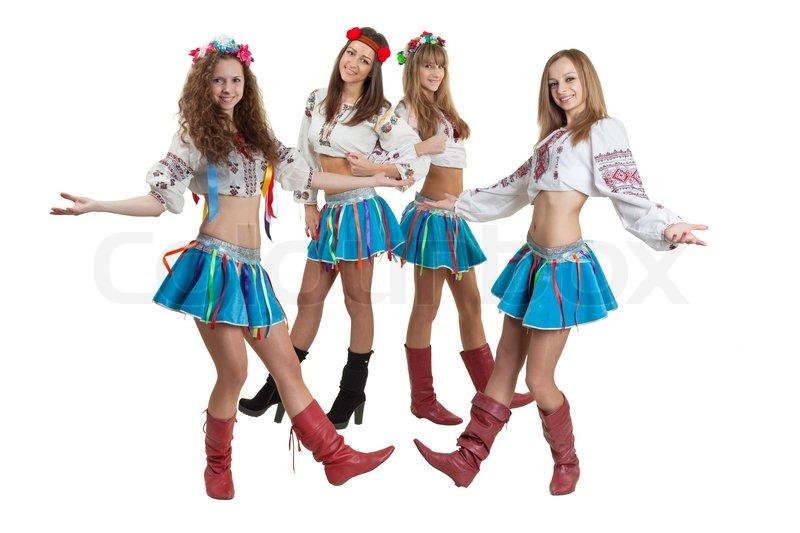Women Of Ukrainian Dances
