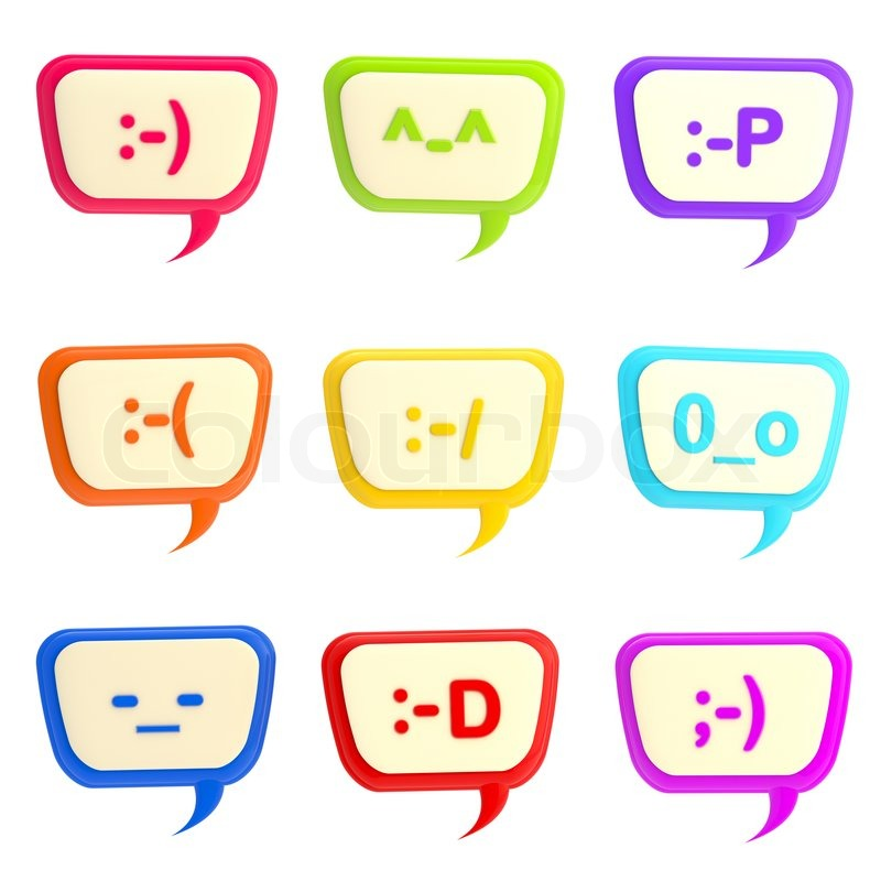 Smiley face text dating