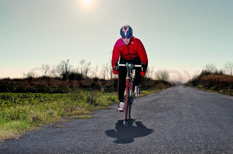 Road Bike Riding
