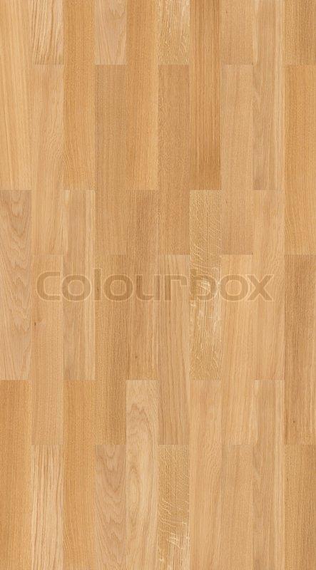 Seamless oak floor texture, stock photo