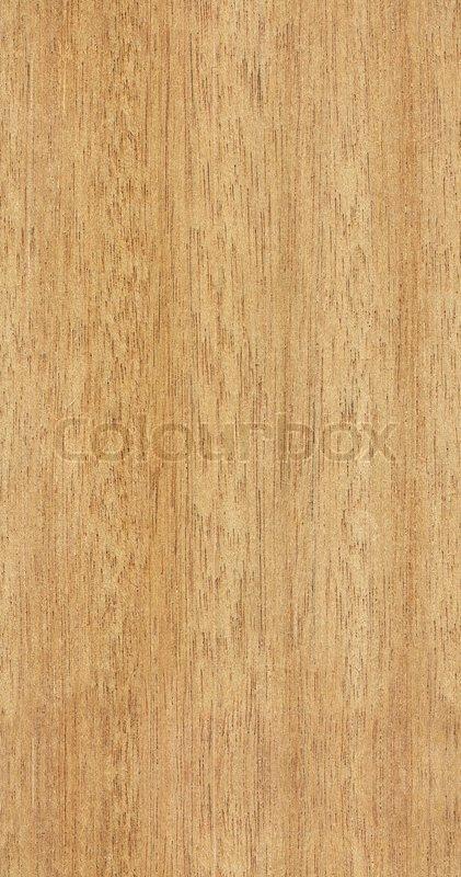 Seamless Teak Texture Stock Photo Colourbox