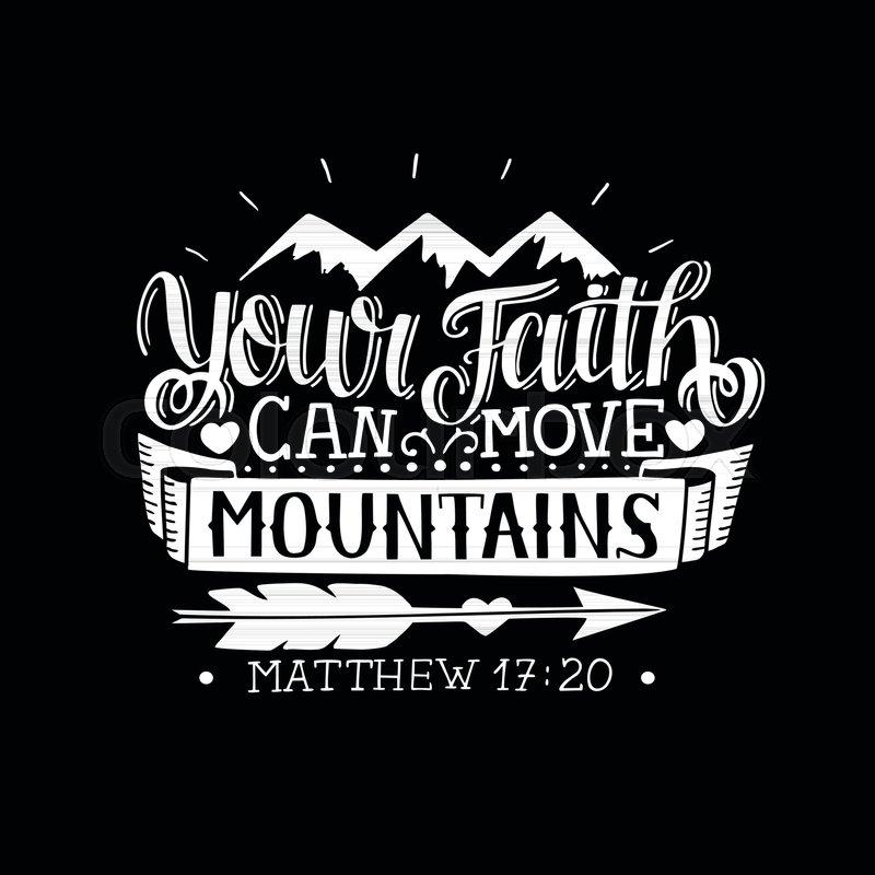 Bible Verses About Faith 20 Popular Scripture Quotes