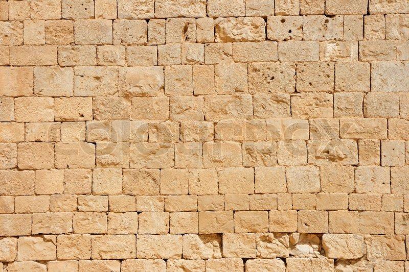 Ancient Stone Wall : Ancient stone wall texture stock photo colourbox