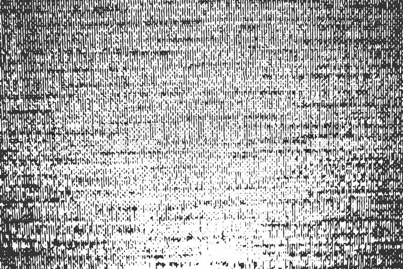Black horizontal vector grainy lined       Stock vector