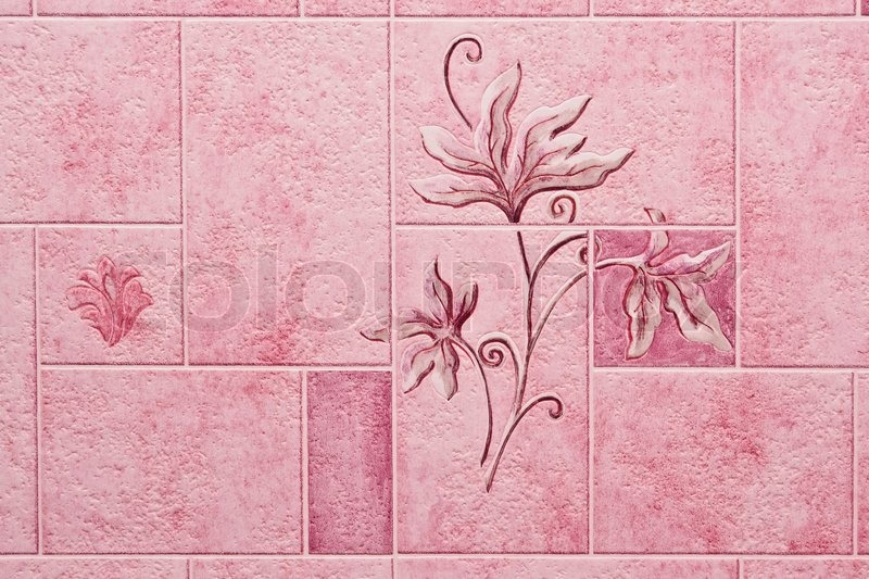 Stock image of 'Beautiful wall paper, texture background'