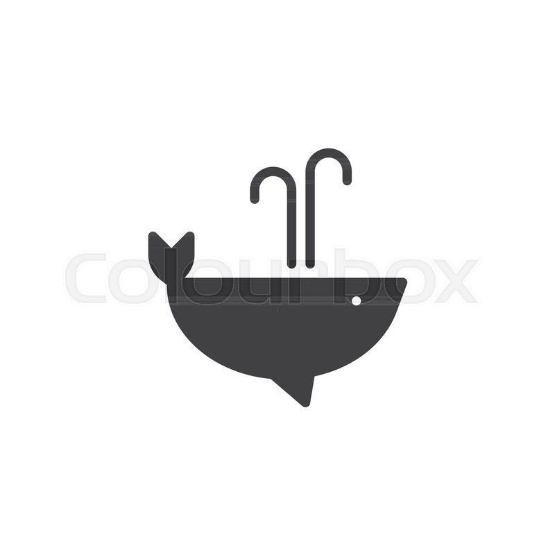 sprøjten og hvalen