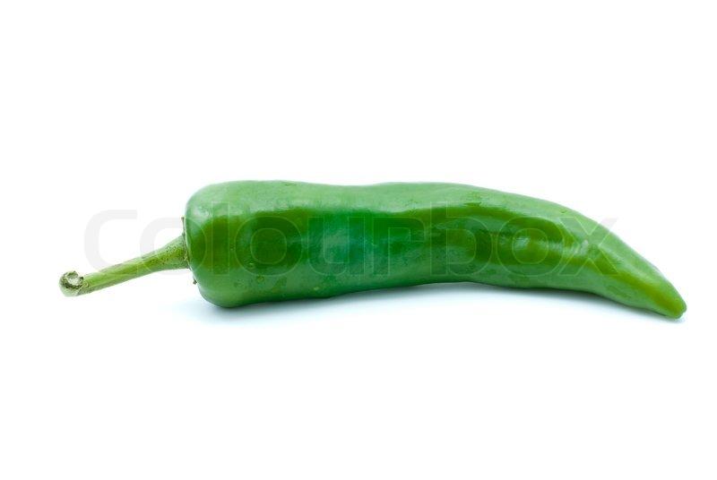 grøn chili