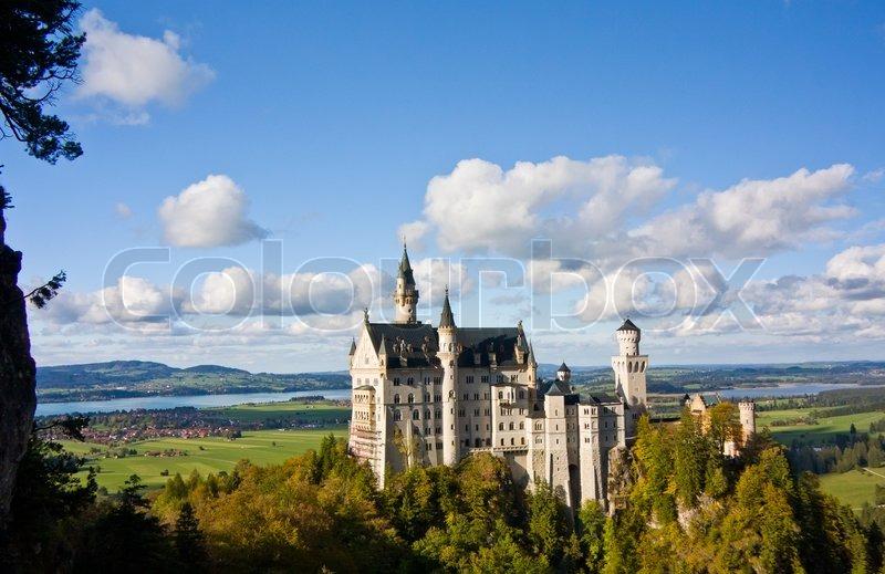 berømte slotte i tyskland