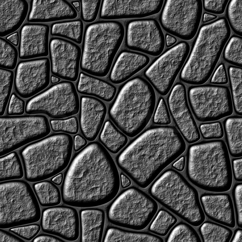 Seamlessly stone wall background Stock Photo Colourbox