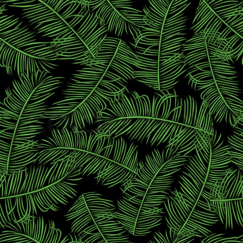 Quot Retro Style Vector Seamless Pattern Fabric Wallpaper