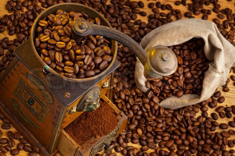 Caffeine In Ground Coffee Beans