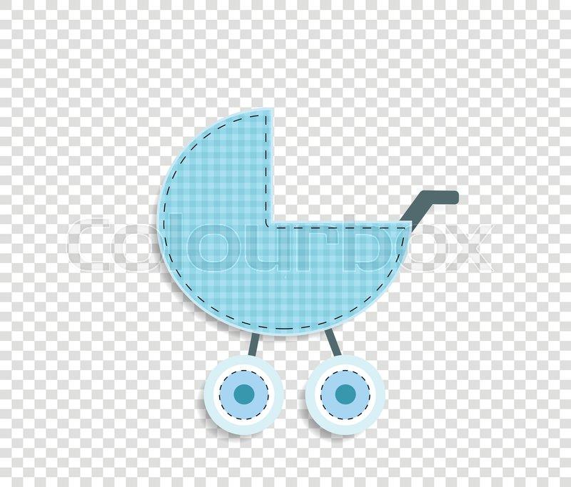Cute Baby Boy Vector Clip Art Element Stock Vector Colourbox