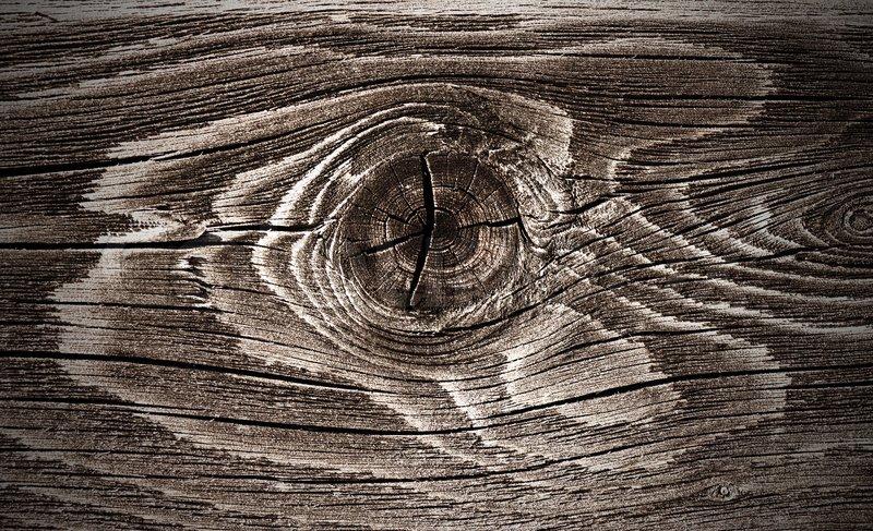 Macro View Of Wood Knot Stylized Stock Photo Colourbox