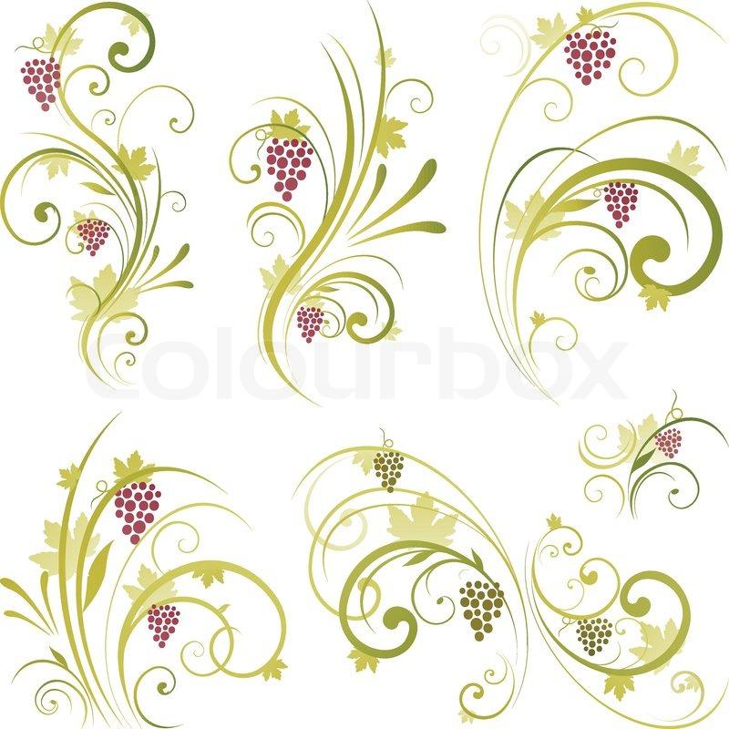 Floral Decorative Designs Design Floral Decorative