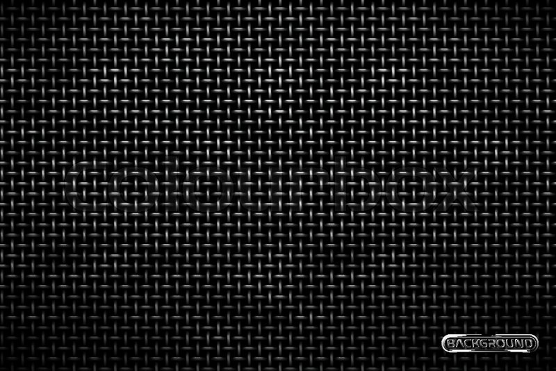 Vector Pattern Of Metal Grid Techno Stock Vector Colourbox