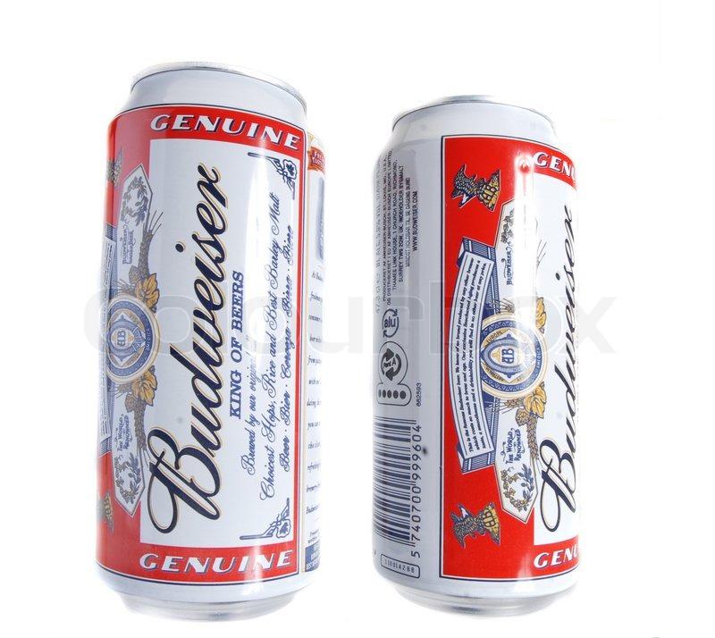 budweiser øl