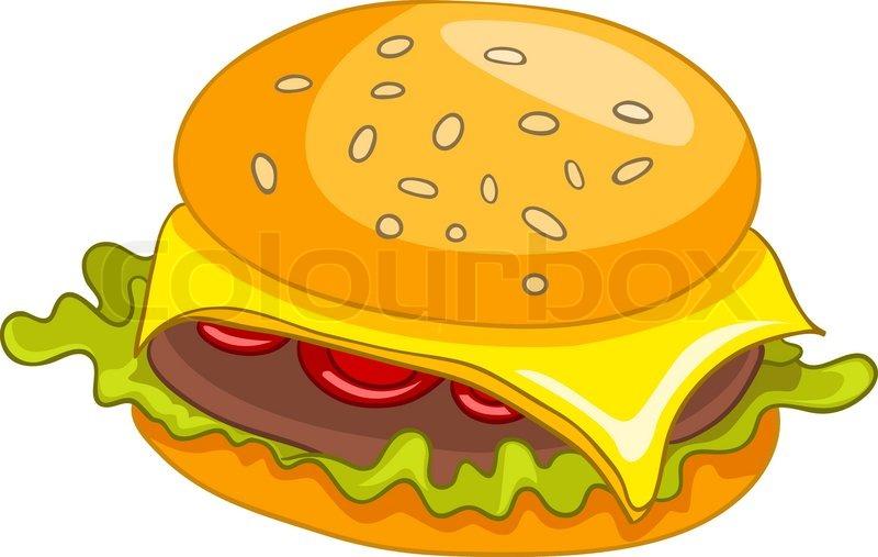 cartoon hamburger wallpaper - photo #26