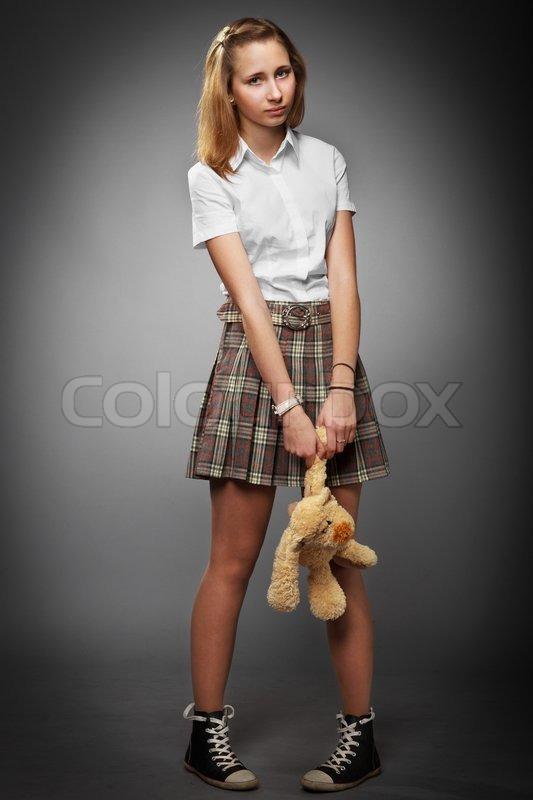 Mature women showing stockings