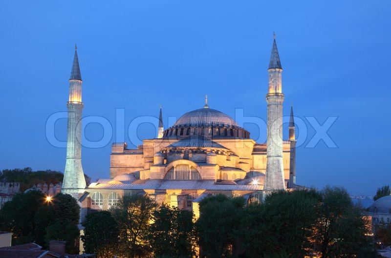 Superb Hagia Sophia Images
