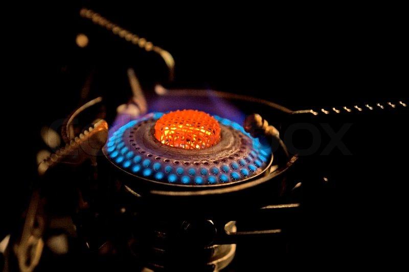 gas stove flame. Gas Stove Flame