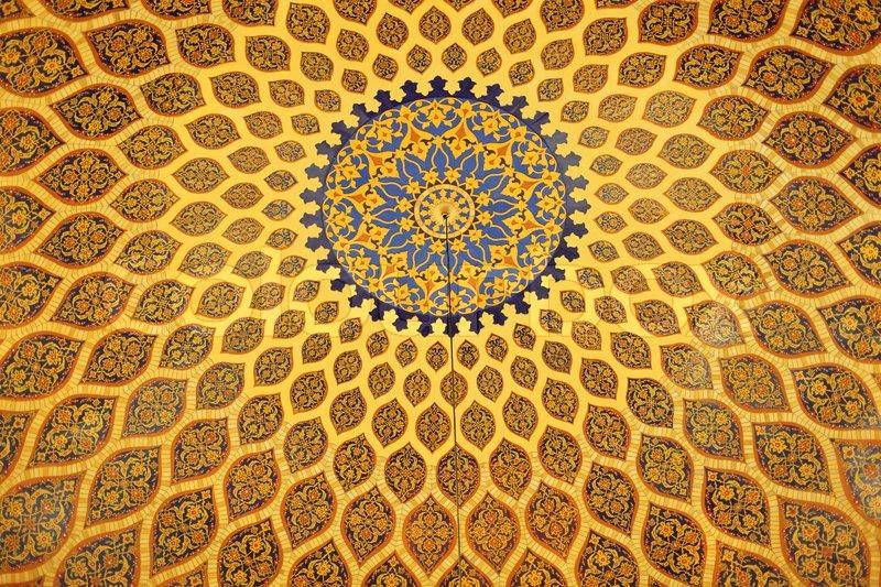 Oriental mosaik dekoration i dubai de forenede arabiske - Dekoration mosaik ...