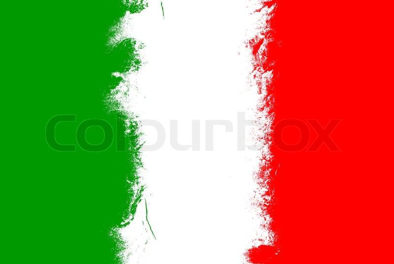 italien fahne farben