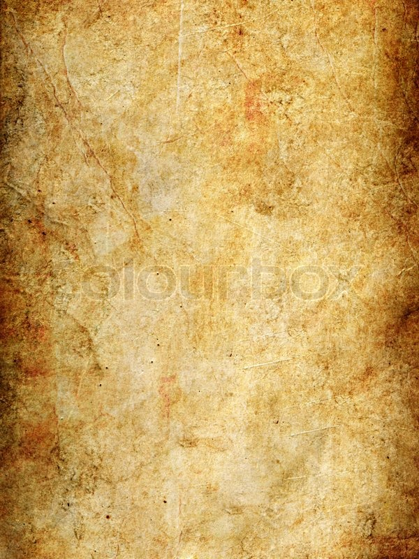 vintage aged old paper original background or texture