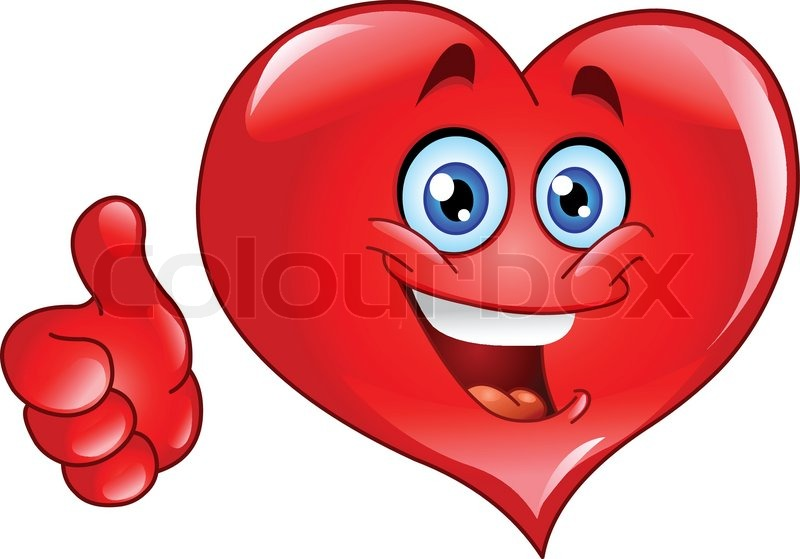 https://www.colourbox.com/preview/3407138-smiley-thumb-up-heart.jpg Thumbs Up Text Emoticon