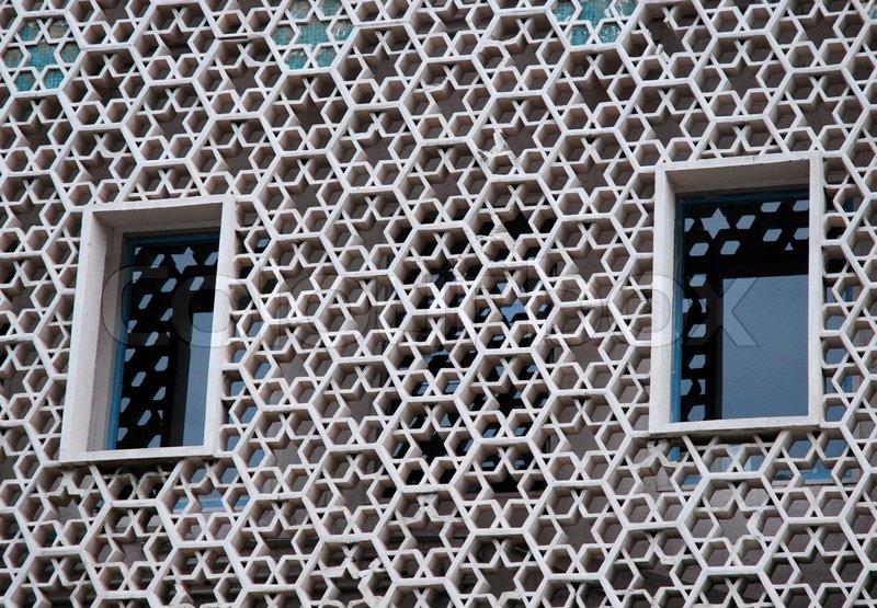 Arabic Architecture Nairobi Kenya Stock Photo Colourbox
