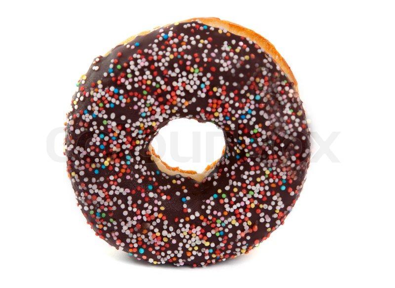 Doughnut With Sprinkles