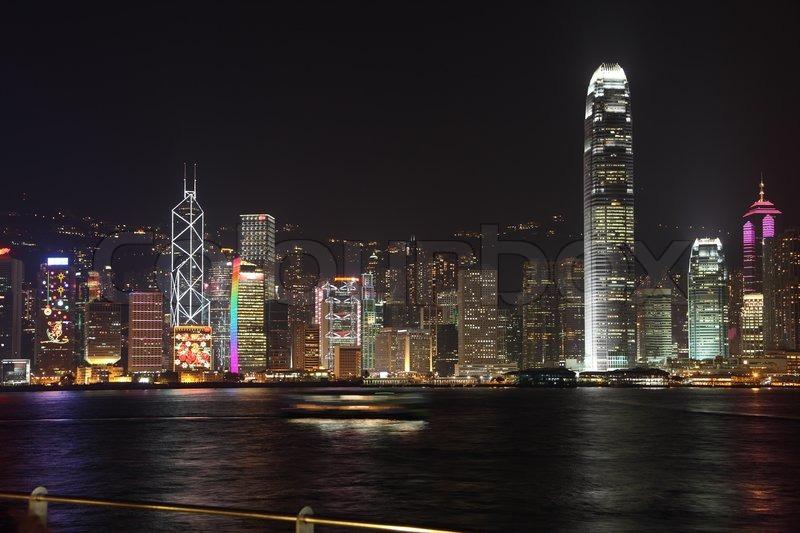 Erfreut Farbiges Modernes Appartement Hong Kong Galerie ...