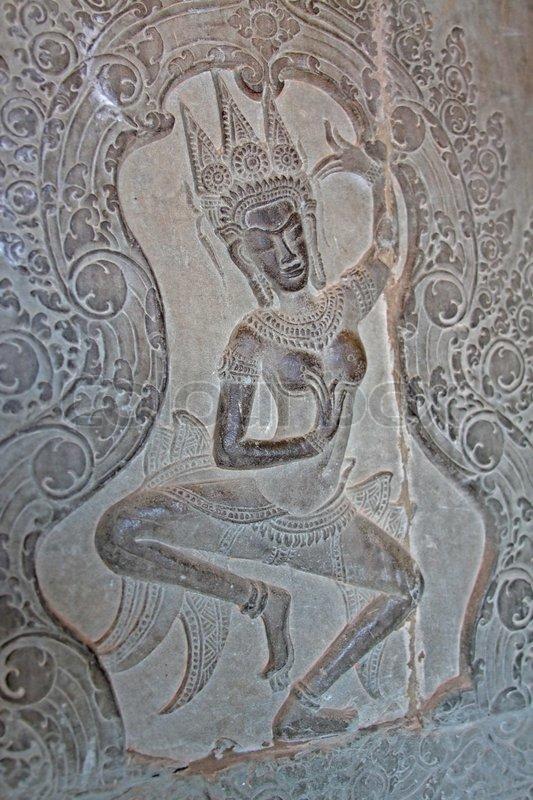 Free photos cambodia ancient khmer stone carvings angkor wat