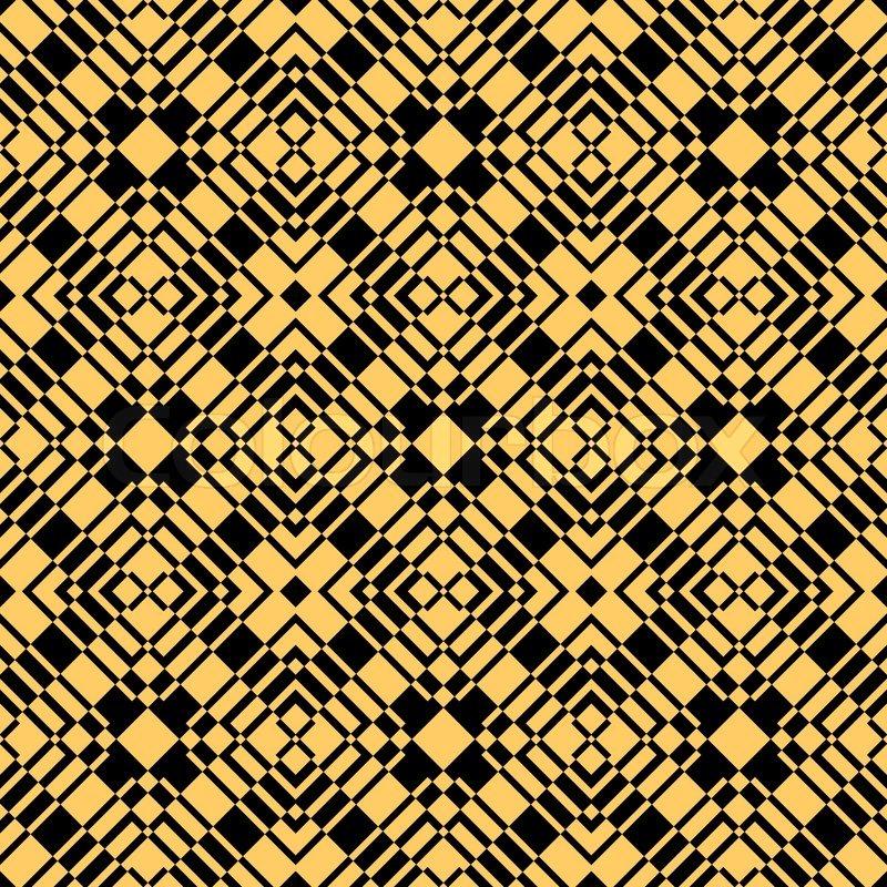 nahtlose geometrische muster vektorgrafik colourbox. Black Bedroom Furniture Sets. Home Design Ideas