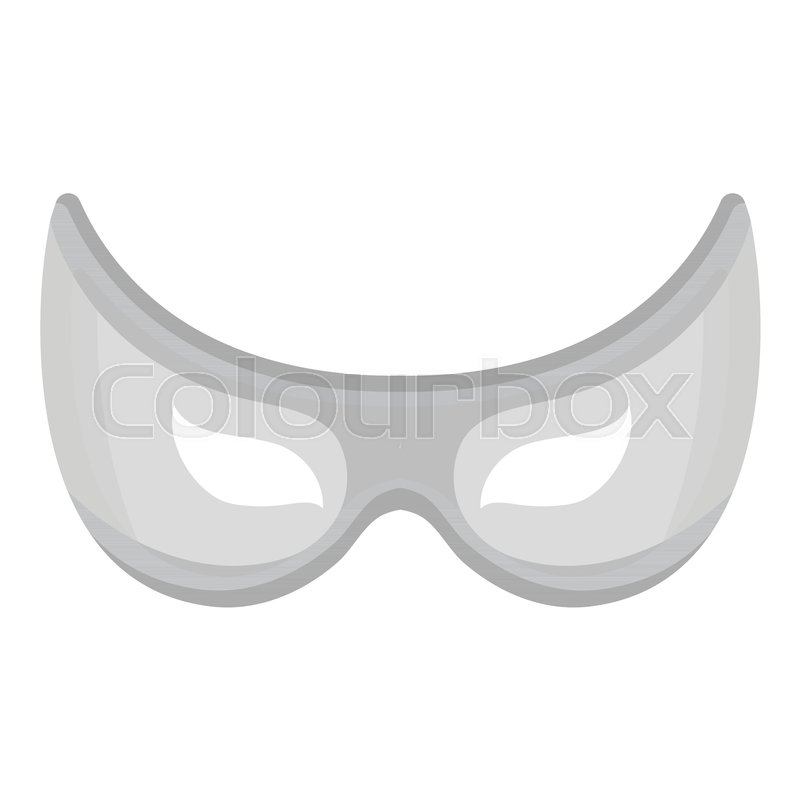 583d901934f Eye mask icon in monochrome style ...