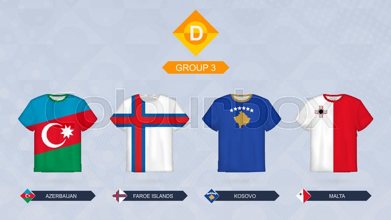 d469933d6 Football jersey with flag