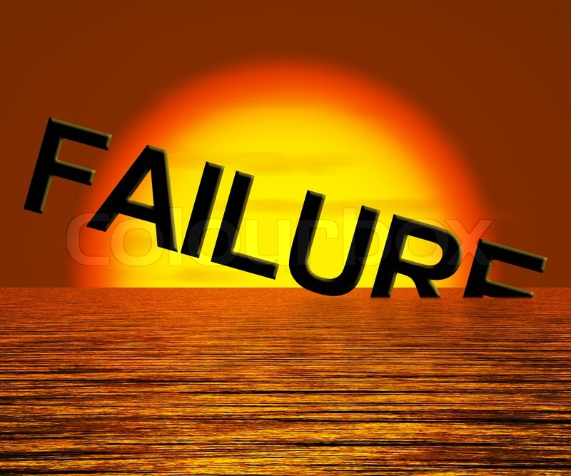 Failure Word Sinking As Symbol for Rejection And ...