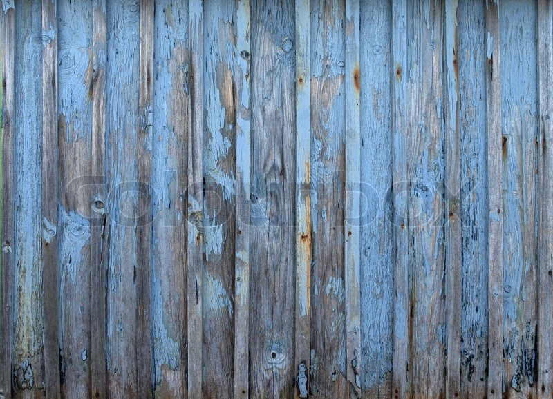 Old Painted Wooden Planks Texture Stock Photo Colourbox