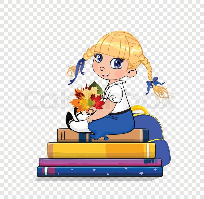 Vector Illustration Of Cartoon School Stock Vector Colourbox