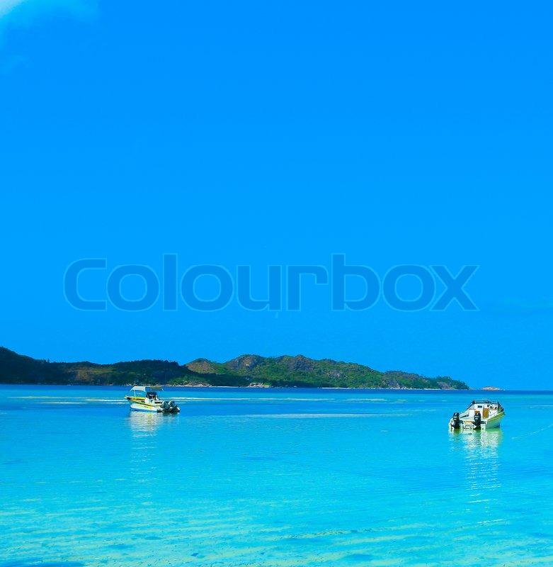 ocean scene wallpaper stock photo colourbox